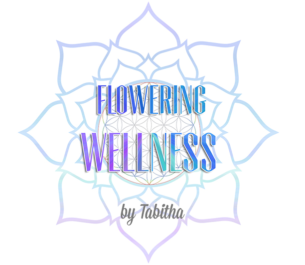 Flowering Wellness Logo Design